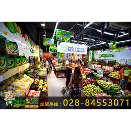 时时果蔬 成都社区生鲜连锁超市 冬瓜供应