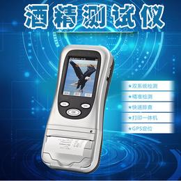 酒精检测仪价格1号可打印便携式吹气酒精测试仪厂家直销