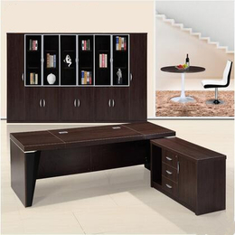 厂家直销办公家具可定制 时尚现代老板办公桌