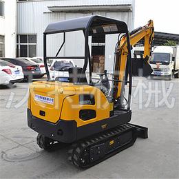 安徽迷你农用挖掘机抗热耐磨  小型座驾式小型挖掘机热售