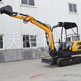 河南农用挖掘机性能优越 厂家直销液压小型挖掘机