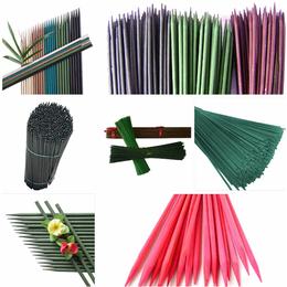 2017出口热销款蝴蝶兰植物支撑杆采用天然竹签