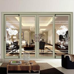 富丽装璜专业定制门窗(图)、卧室 客厅推拉门、监利推拉门