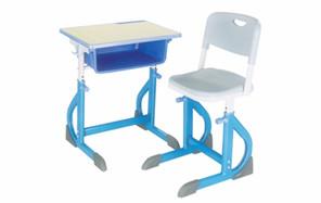 豪华升降学习桌椅