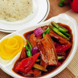 小火夫 半成品快餐菜包即食外卖菜 回锅肉