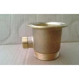 卫浴下水排杆铜锻造红冲件铜铝配件阀门加工