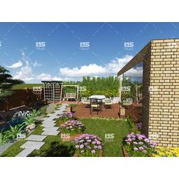 别墅花园施工|文山别墅花园|淼笙景观