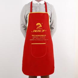 昆明广告围裙 宣传围裙 环保围裙定做印字价格