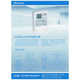 河南郑州电表国网表集抄选型DJGZ23SH610型国网集中器