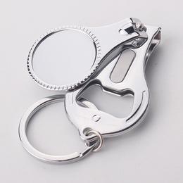 厂家供应指甲剪 指甲剪定制 款式新颖多样 钥匙扣
