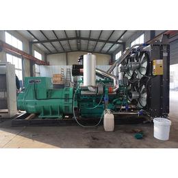 上柴1000千瓦性能稳定柴油发电机潍坊生产厂家
