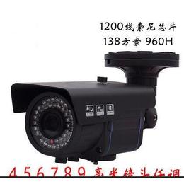收银专供 可手动变焦监控摄像头 高清 广角 调焦监控摄像机