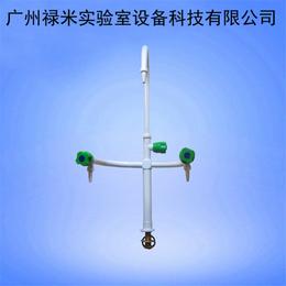 广东实验室专用水龙头 两联两口鹅颈水龙头生产商