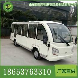 济南14座电动观光车电动巡逻车旅游车高尔夫球车价格图片