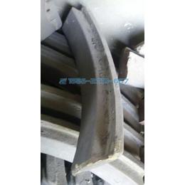 供应厂家直销DF4B带轮缘铸铁闸瓦质量稳定