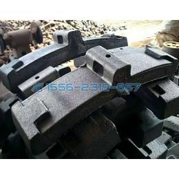 车辆高磷铸铁闸瓦规格尺寸符合国际要求