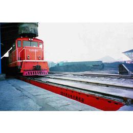 150吨电子轨道衡火车皮称重