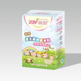 婴儿辅食苹果多维有机营养米粉米糊缩略图