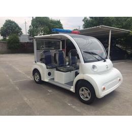 池州多功能巡逻电动车  客运码头治安电瓶车