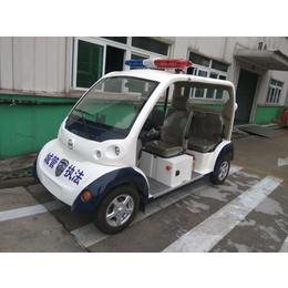 精品电动巡逻车系列 利凯士得4座带门电动巡逻车