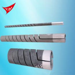 煜昊供应双螺纹硅碳棒加热管
