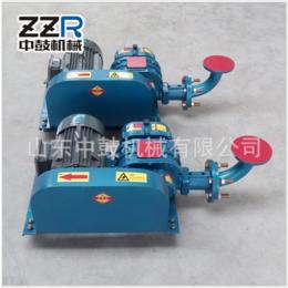 供应中鼓ZZR50三叶罗茨鼓风机增氧水产养殖渔业机械污水曝气