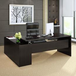 时尚办公家具老板桌大班台主管桌经理桌行政办公桌简约现代