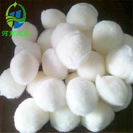 黑龙江纤维球滤料厂家总代直销
