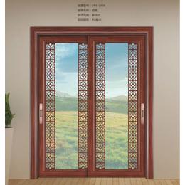 全玻璃推拉门、荆州推拉门、荆州富丽装璜专业门窗(查看)