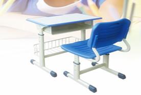 套管升降带篮球课桌椅