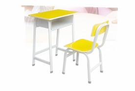 广式固定式课桌凳