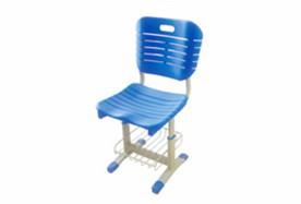套管带蓝椅