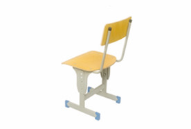 单柱升降椅