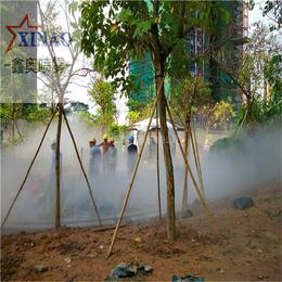 户外造景设备 喷雾景观雾森系统