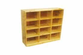 杉木玩具柜