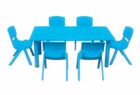 塑料幼儿桌椅
