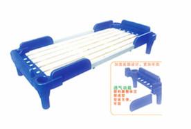 塑料木板幼儿床
