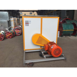 HTFC低噪声消防两用柜式离心风机箱单速高压型风机缩略图