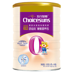 五行五味-力枣素强化营养包