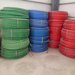现货供应PE三色子管通信光缆保护穿线管PE盘管河北恒天