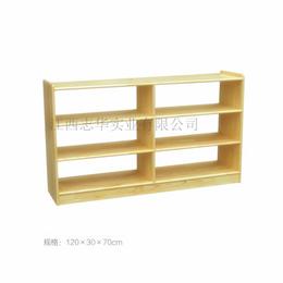 实木玩具柜  幼儿园柜