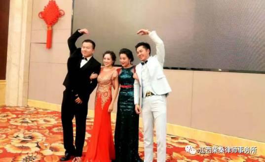 【柴桑简讯】我所参加九江市律师协会主办2016年工作总结表彰暨首届全市律师迎新晚会