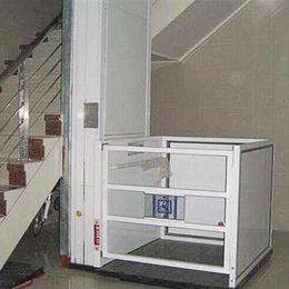 小型家用电梯二层三层四层导轨式小型升降梯厂家升降平台
