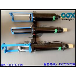 英国COX胶枪 VBA200A VBA200B 气动双管胶枪