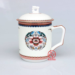 景德镇陶瓷茶杯水杯批发厂家