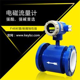 厂家直销防腐污水智能电磁流量计上海佰质仪器仪表有限公司