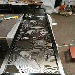 伟天盛不锈钢屏风 玫瑰金不锈钢屏风 拉丝古铜不锈钢屏风