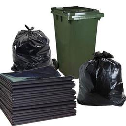 大批量垃圾袋 一次性黑色背心垃圾袋 可降解黑色垃圾袋 塑料袋