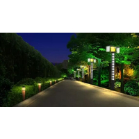 园林景观灯光设计技巧