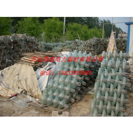 回收绝缘子 回收玻璃绝缘子 鼎盛电瓷厂